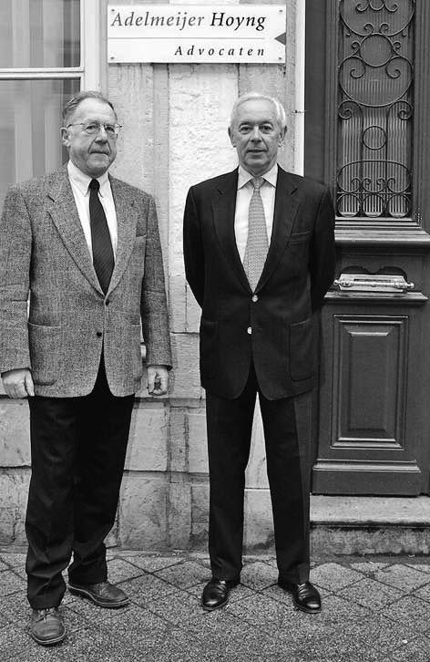 Grondleggers van Adelmeijer Hoyng Advocaten